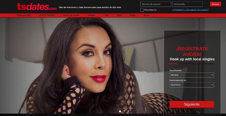 TrannyDates es el sitio de citas para conocer travestis y transexuales españoles en tsdate.com
