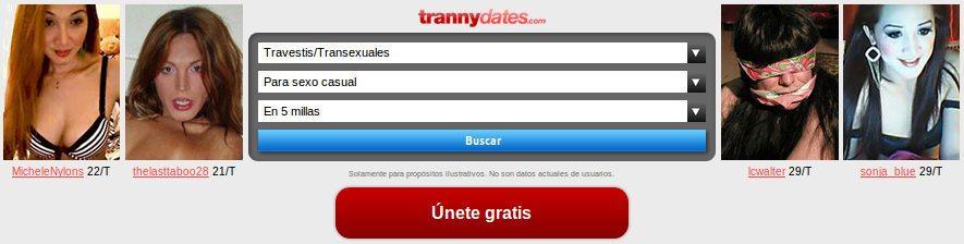 Sitio de citas para trans y transexuales: encuentre un compañero en España o México