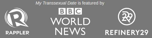 Los periódicos y los medios de comunicación recomiendan el sitio de citas para reunirse con personas transgénero