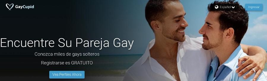 GayCupid : conocer un hombre gay soltero a través de un sitio de citas